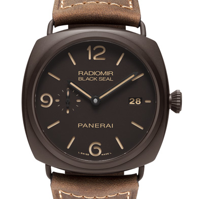 一比一 Panerai 沛纳海 RADIOMIR COMPOSITE? BLACK SEAL 3 DAYS AUTOMATIC Pam00505/Pam505 - Noob完美版
