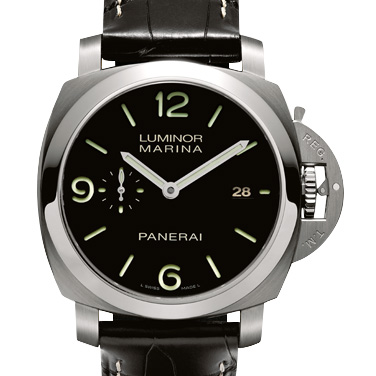 一比一 Panerai 沛纳海 LUMINOR MARINA 1950 3 DAYS AUTOMATIC Pam00312/Pam312 - Noob v2 完美版