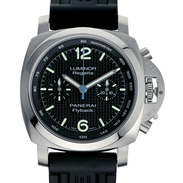 一比一 Panerai 沛纳海 LUMINOR 1950 FLYBACK REGATTA Pam00253/Pam253 - Noob完美版