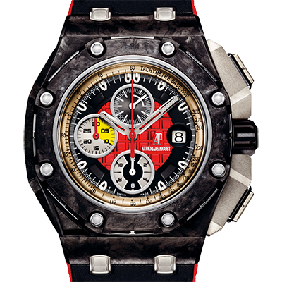 一比一 AP 爱彼 ROYAL OAK OFFSHORE 皇家橡树离岸型 Grand Prix 26290IO.OO.A001VE.01 - Noob完美版