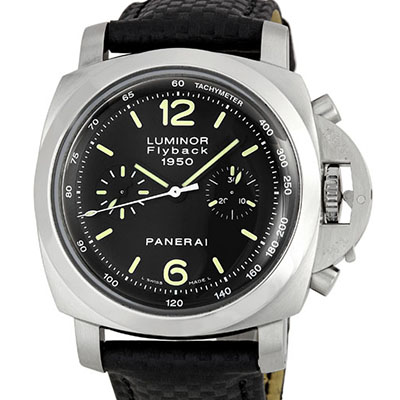 一比一 Panerai 沛纳海 LUMINOR 1950 FLYBACK Pam00212/Pam212 - Noob完美版