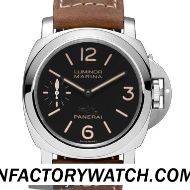 一比一 Panerai 沛纳海 LUMINOR MARINA PAM00411/Pam411 - Noob完美版