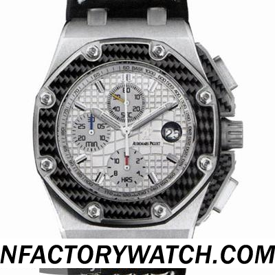 一比一 AP 爱彼 Royal Oak Offshore 皇家橡树离岸型 26030IO.OO.D001IN.01 - Noob完美版