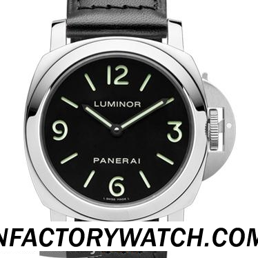 一比一 Panerai 沛纳海 LUMINOR BASE Pam00112 Pam112 - Noob完美版