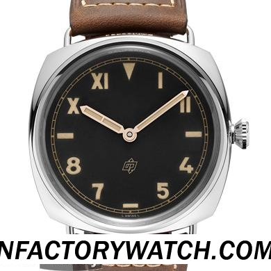 一比一 Panerai 沛纳海 RADIOMIR CALIFORNIA 3 DAYS ACCIAIO PAM00424 Pam424 - Noob完美版
