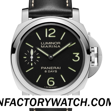 一比一沛纳海Panerai LUMINOR MARINA 8 DAYS PAM00510/PAM510 - Noob完美版
